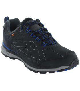 Regatta Samaris Suede Azul Regatta Zapatillas Trekking Hombre Calzado Montaña Tallas: 41, 42, 43, 44, 45, 46, 47, 40;