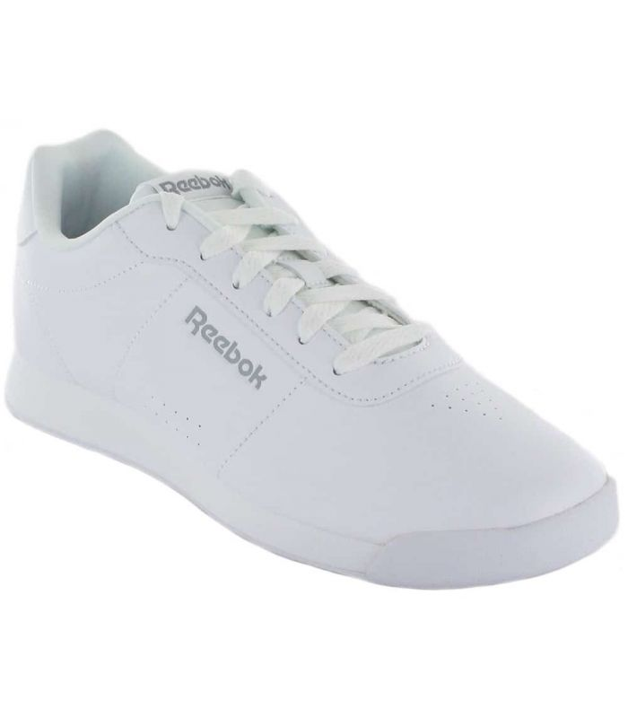 Reebok Royal Charm Reebok Chaussures de Femmes de mode de Vie Décontracté Tailles: 38, 38,5, 39, 40, 40,5, 41; Couleur: blanc