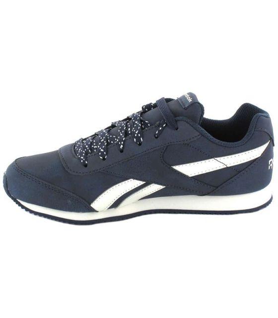 Reebok Royal Classic Jogger 2.0 Jr Reebok Chaussures Sport Style De Vie Junior Tailles: 34,5, 35, 36, 36,5, 37, 38; Couleur: