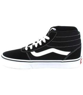 Vans Paroisse Hi de Vans Chaussures Casual Homme Lifestyle Tailles: 40, 41, 42, 43, 44, 45, 46; Couleur: noir