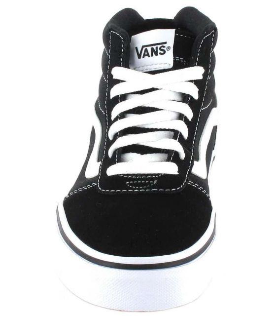 Vans Paroisse Hi W Vans Chaussures de Femmes de mode de Vie Décontracté Tailles: 35, 36, 37, 38, 38,5, 39, 40, 41; Couleur: noir