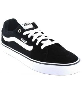 Vans Filmore Black Vans Casual Footwear Man Lifestyle Sizes: 41, 42, 43, 44, 45, 46; Color: black