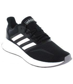 Adidas Runfalcon W Noir Adidas Chaussures De Course Homme, Chaussures De Running Tailles: 37 1/3, 38, 39 1/3, 40, 40 2/3, 38