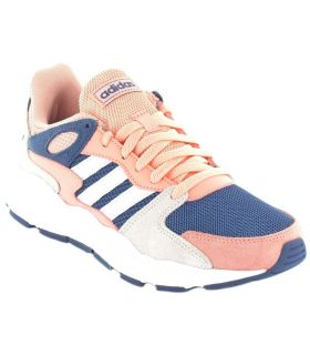 Adidas Chaos J Adidas Calzado Casual Junior Lifestyle Tallas: 38, 38 2/3, 39 1/3, 40, 37 1/3; Color: rosa