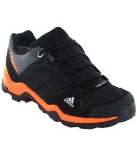Adidas Terrex AX2R ClimaProof Negro Adidas Zapatillas Trekking Niño Calzado Montaña Tallas: 28, 30, 31, 32, 34, 35