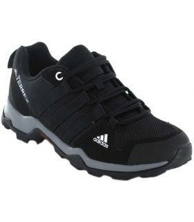 Adidas Terrex AX2R Noir Chaussures de course Adidas enfants Chaussures de Trekking de Montagne Sculptures: 31, 31,5, 32, 33,