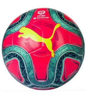 Puma Ballon de football de Ligue Hybride Rose Puma Football football football Couleur: rose