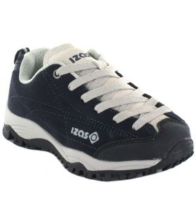 Izas Zorge Jr Navy Blue Izas running Shoes Trekking kids Footwear Mountain Carvings: 30, 31, 32, 33, 34, 35; Color: blue