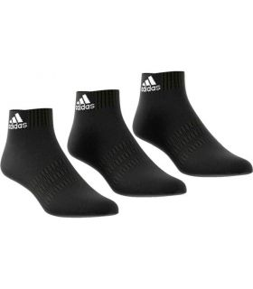 Adidas Ankle Socks Cushioned Black