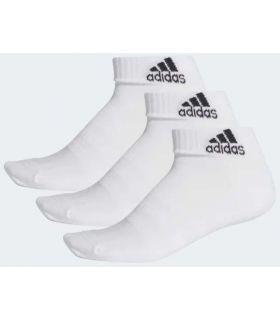 Adidas Calcetines Cortos Cushioned Blanco Adidas Calcetines Running Zapatillas Running Tallas: 37 / 39, 40 / 42, 43 /