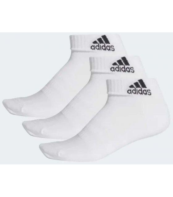 Adidas Chaussettes De Cheville Semelle Blanche