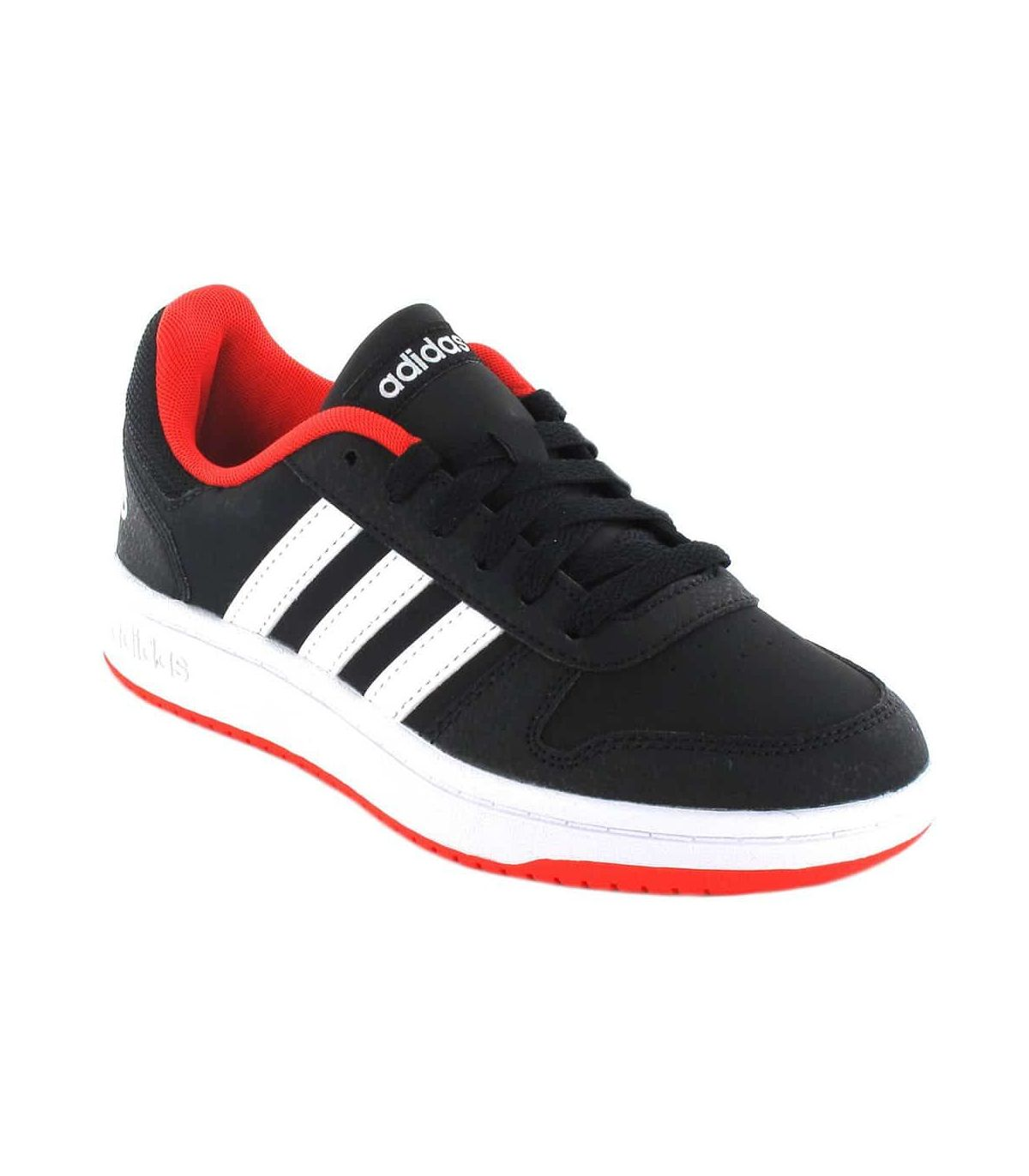 Adidas Hoops 2.0 K Sizes 35,5 Color Negro