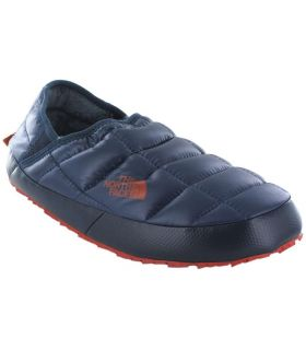 The North Face Thermoball Traction Mule 4 Azul The North Face Pantuflas Calzado Tallas: 40,5, 42, 43, 44,5, 45,5, 47;