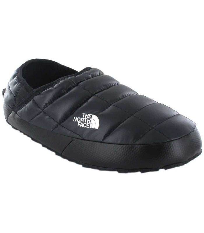 The North Face Thermoball Traction Mule 4 Negro The North Face Pantuflas Calzado Tallas: 39, 40,5, 42, 43, 44,5, 45,5