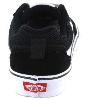 Vans Filmore Noir Vans Chaussures Casual Homme Lifestyle Tailles: 41, 42, 43, 44, 45, 46; Couleur: noir