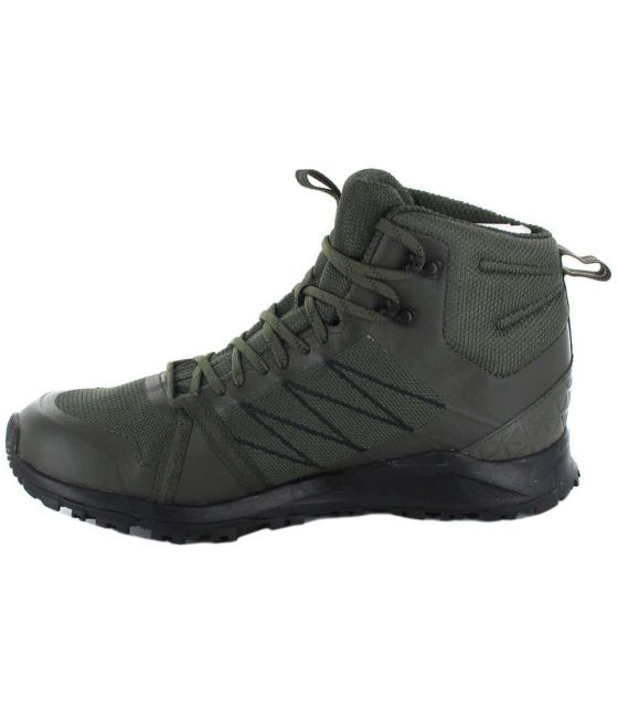 The North Face Litewave Fastpack 2 Mid Gore-Tex Green