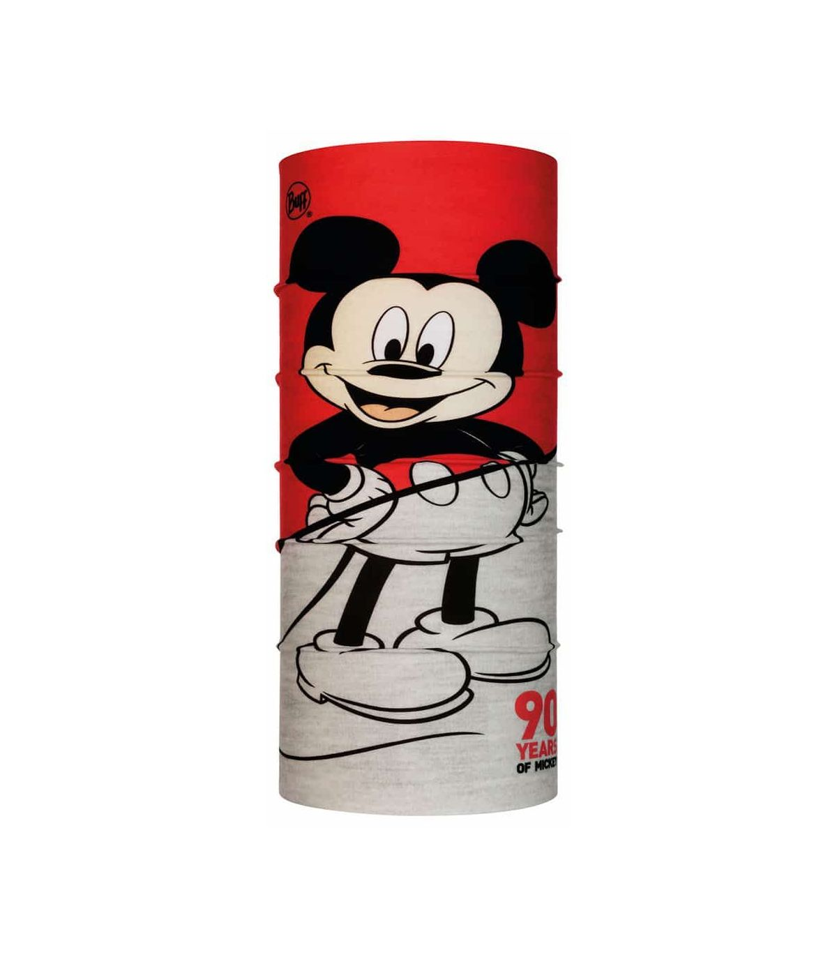 Buff Junior Buff Mickey Mouse 90th Buff Buff Mountain Mountain Color: red