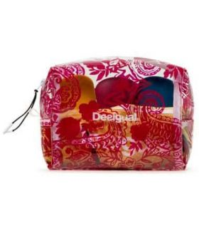Uneven Gel Pack Towel Arty Red Desigual Backpacks - Bags Running Color: red