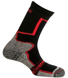 Mund Pamir Mund Socks Calcetines Montaña Calzado Montaña Tallas: 34 / 37, 38 / 41, 42 / 45, 46 / 49; Color: negro