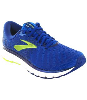 Brooks Glycérine 17 Bleu Brooks Chaussures De Course Homme, Chaussures De Running Tailles: 41, 42,5, 44, 44,5, 45, 45,5, 46;