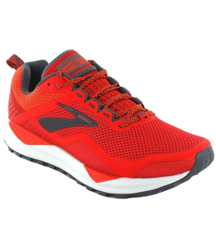 Brooks Cascadia 14 Red Sizes 46,5 Color
