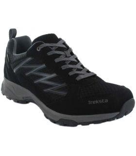 Treksta Bolt Gore-Tex Black TrekSta running Shoes Trekking Mens Footwear Mountain Carvings: 40, 42, 43, 45, 46; Color: black