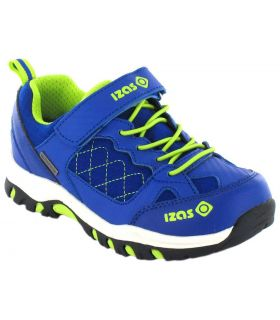 Izas Jesselton Izas running Shoes Trekking kids Footwear Mountain Sizes: 33, 35, 34; Color: blue