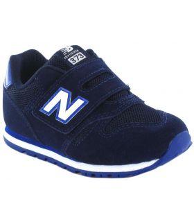 New Balance IV373SN New Balance Calzado Casual Baby Lifestyle Tallas: 23, 24, 25, 26, 27,5, 28, 29; Color: azul marino