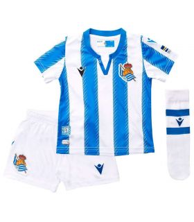 Macron Real Sociedad Kit Official 2019/2020 Macron Kits Official football Football Size: 12, 24; Colour: blue