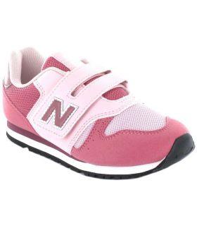 New Balance IV373KP New Balance Calzado Casual Baby Lifestyle Tallas: 23, 24, 26, 27,5; Color: rosa