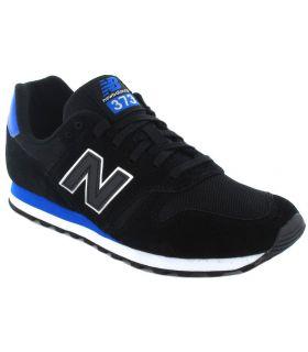 New Balance ML373MST New Balance Calzado Casual Hombre Lifestyle Tallas: 41,5, 42, 43, 44; Color: negro