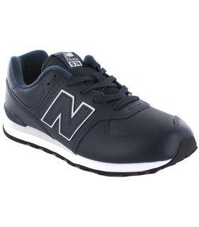 New Balance GC574ERV New Balance Calzado Casual Junior Lifestyle Tallas: 36, 37, 38, 39, 40; Color: azul marino