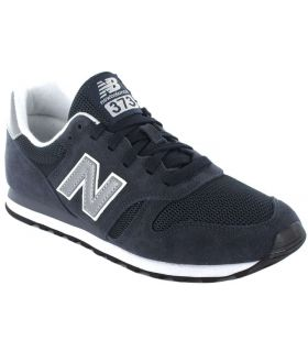 New Balance ML373NAY New Balance Chaussure Casual Mens mode de Vie Dimensions: 40,5, 41,5, 42; Couleur: bleu marine