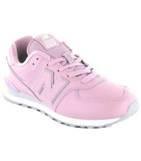 New Balance GC574ERP New Balance Calzado Casual Junior Lifestyle Tallas: 36, 37, 38, 39, 40; Color: rosa