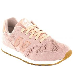 New Balance WL373WNH New Balance Calzado Casual Mujer Lifestyle Tallas: 38, 39, 40, 40,5, 41; Color: rosa