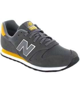 New Balance ML373MCT New Balance Chaussure Casual Mens mode de Vie Taille: 41,5, 42, 43; Couleur: gris