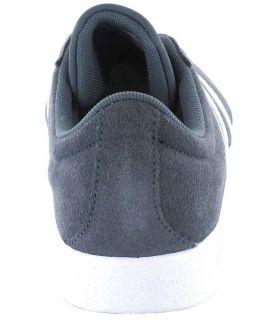 Adidas VL Court 2.0 W Azul Adidas Calzado Casual Mujer Lifestyle Tallas: 37 1/3, 38, 40, 40 2/3; Color: azul