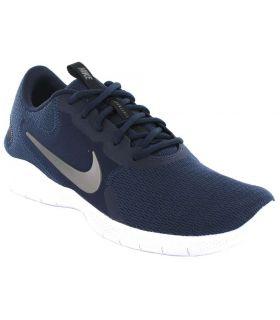 Zapatillas Running Hombre - Nike Flex Experience RN 9 azul marino Zapatillas Running