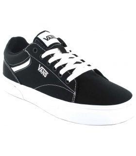 Vans Seldan Noir Vans Chaussures Casual Homme Lifestyle Tailles: 40, 41, 42, 43, 44, 45; Couleur: noir