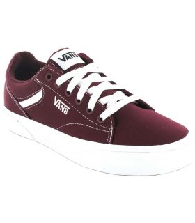 Vans Seldan Maroon Vans Shoes Casual Man Lifestyle Sizes: 40, 41, 42, 43, 44, 45; Color: garnet