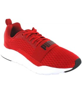 Puma Filaire Chaussures Puma Casual Homme Lifestyle Tailles: 40,5, 41, 43, 44, 44,5, 45, 46, 42,5; Couleur: rouge