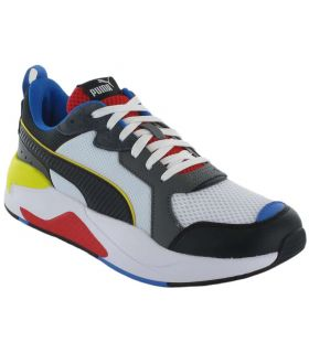 Puma X-Ray Blanc Chaussures Puma Casual Homme Lifestyle Tailles: 41, 42, 43, 44, 45, 46; Couleur: blanc