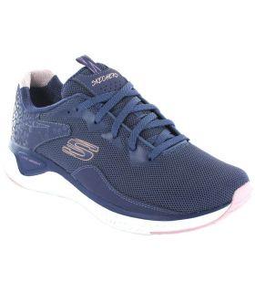 Skechers Soleil Radieux Skechers Chaussures de Femmes de mode de Vie Décontracté Tailles: 36, 37, 38, 39, 40, 41; Couleur: bleu
