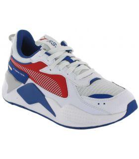 Puma RS-X Hard Drive J Puma Casual Footwear Lifestyle Junior Sizes: 37, 38, 39; Color: white