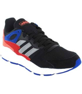 Adidas Crazychaos J Adidas Casual Footwear Lifestyle Junior Sizes: 37 1/3, 38, 38 2/3, 39 1/3, 40; Color: black