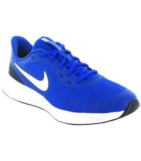 Nike Revolution 5 GS 401 Nike Zapatillas Running Niño Zapatillas Running Tallas: 35,5, 36,5, 37,5, 38,5, 39, 40; Color: