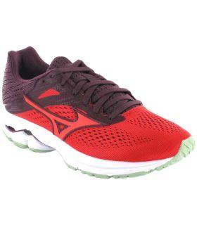 Mizuno Wave Rider 13 W Rojo Mizuno Zapatillas Running Mujer Zapatillas Running Tallas: 37, 38, 38,5, 39, 40, 40,5, 41;