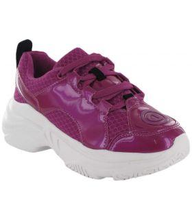 Desigual Chunky Fucsia Desigual Calzado Casual Mujer Lifestyle Tallas: 36, 37, 38, 39, 40, 41; Color: fucsia