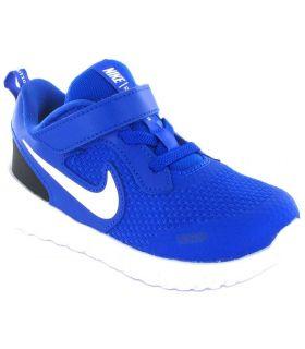 Nike Revolution 5 TDV 401 Nike Zapatillas Running Niño Zapatillas Running Tallas: 21, 22, 23 1/2, 25, 26, 27; Color: