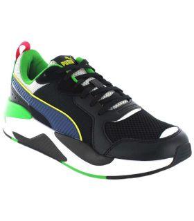 Puma X-Ray Black Puma Shoes Casual Man Lifestyle Sizes: 41, 42, 43, 44, 45, 46; Color: black
